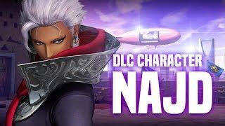 "KOF XIV - DLC CHARACTER ""NAJD"" thumbnail"