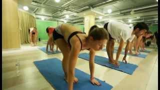 Горячая йога YogaHot