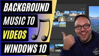 How To Add Music To A Video   Free   Windows 10 Video Editor