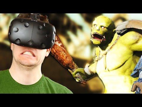 Guns and Swords Galore! - Titan Slayer Gameplay - Titan Slayer VR HTC Vive