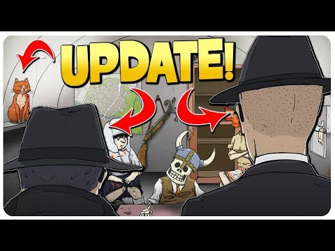 CATomic UPDATE! New Events, Endings, n' Pets! - 60 Seconds Game (Mobile, PC)