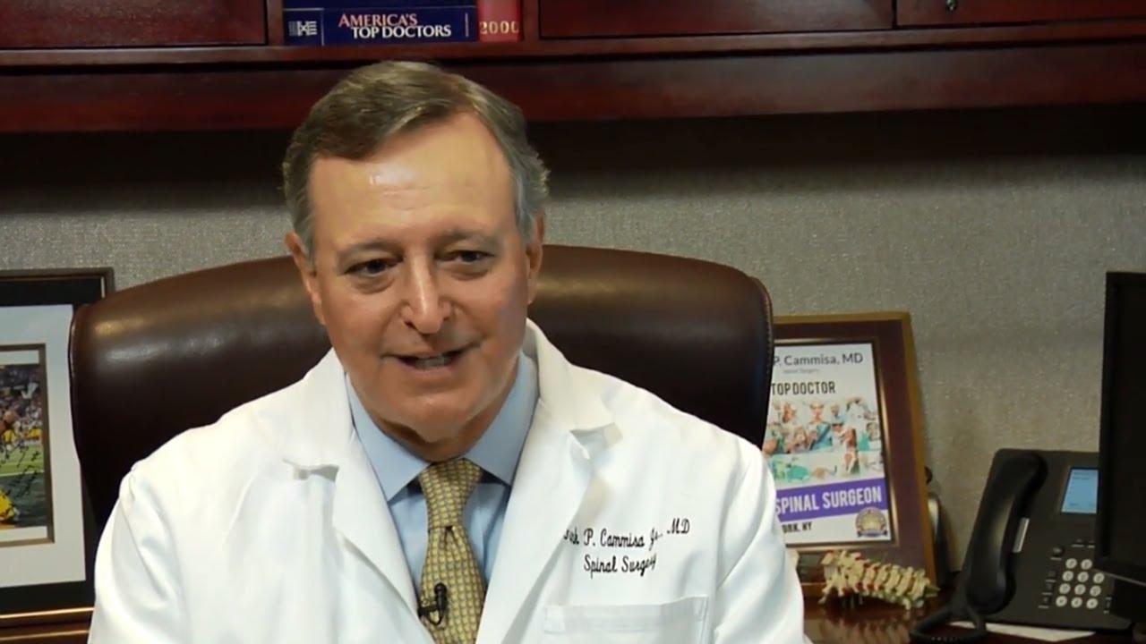 Frank P  Cammisa Jr , MD - Orthopedic Surgery, Spine   HSS