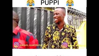 Bro Solomon the HUSH PUPPI LaughPillsComedy