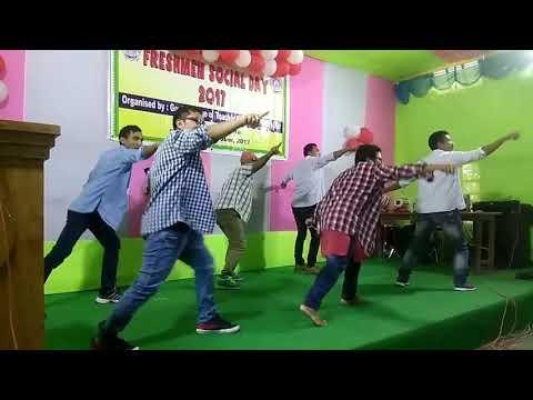 Bodo dance , Kokrajhar b.ed college