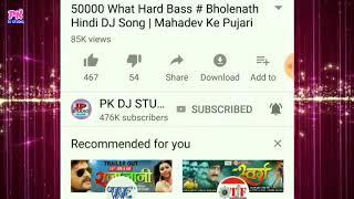 Holi dj song nonstop mix