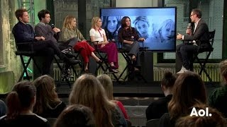 "Cast of ""Girls"" on Season 5 