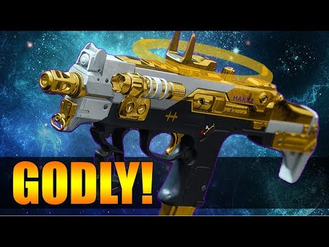 OMG!! THE BEST SMG EVER IN DESTINY 2!!! | Antiope-D