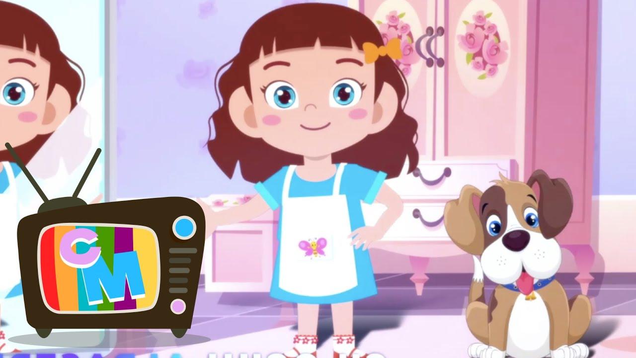 Muzica pentru prichindei - Clopotelul Magic - colaj 1 ORA pentru copii