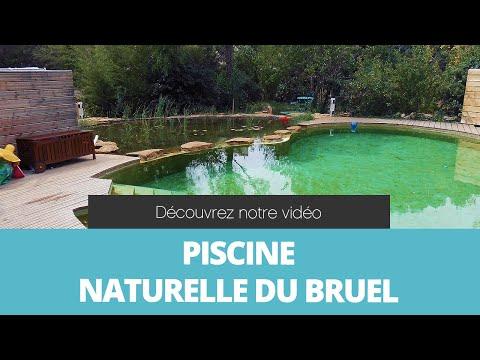 Fabricant de piscines naturelles à Générargues (30) - PISCINE NATURELLE DU BRUEL