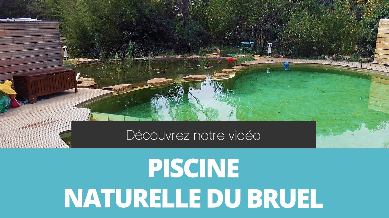 fabricant de piscines naturelles g n rargues 30 piscine naturelle du bruel youtube. Black Bedroom Furniture Sets. Home Design Ideas