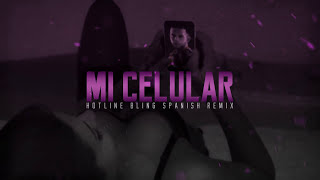 Mi Celular [Audio Video] (Hotline Bling Spanish Remix) - Messiah