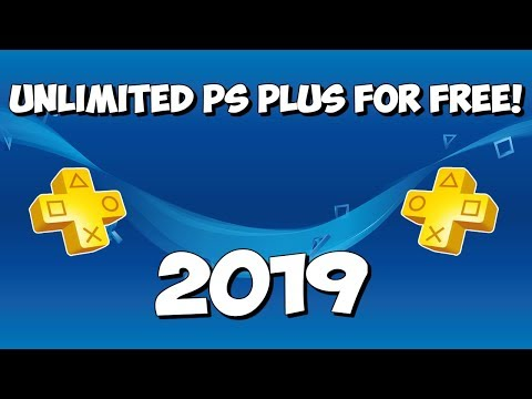 How To Get FREE PlayStation Plus FOREVER! (January 2019)