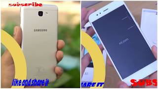 samsung on7 prime vs mi a1 smart phone review