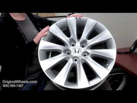 Honda Factory Rims >> Element Rims Element Wheels Video Of Honda Factory Original Oem Stock New Used Rim Co