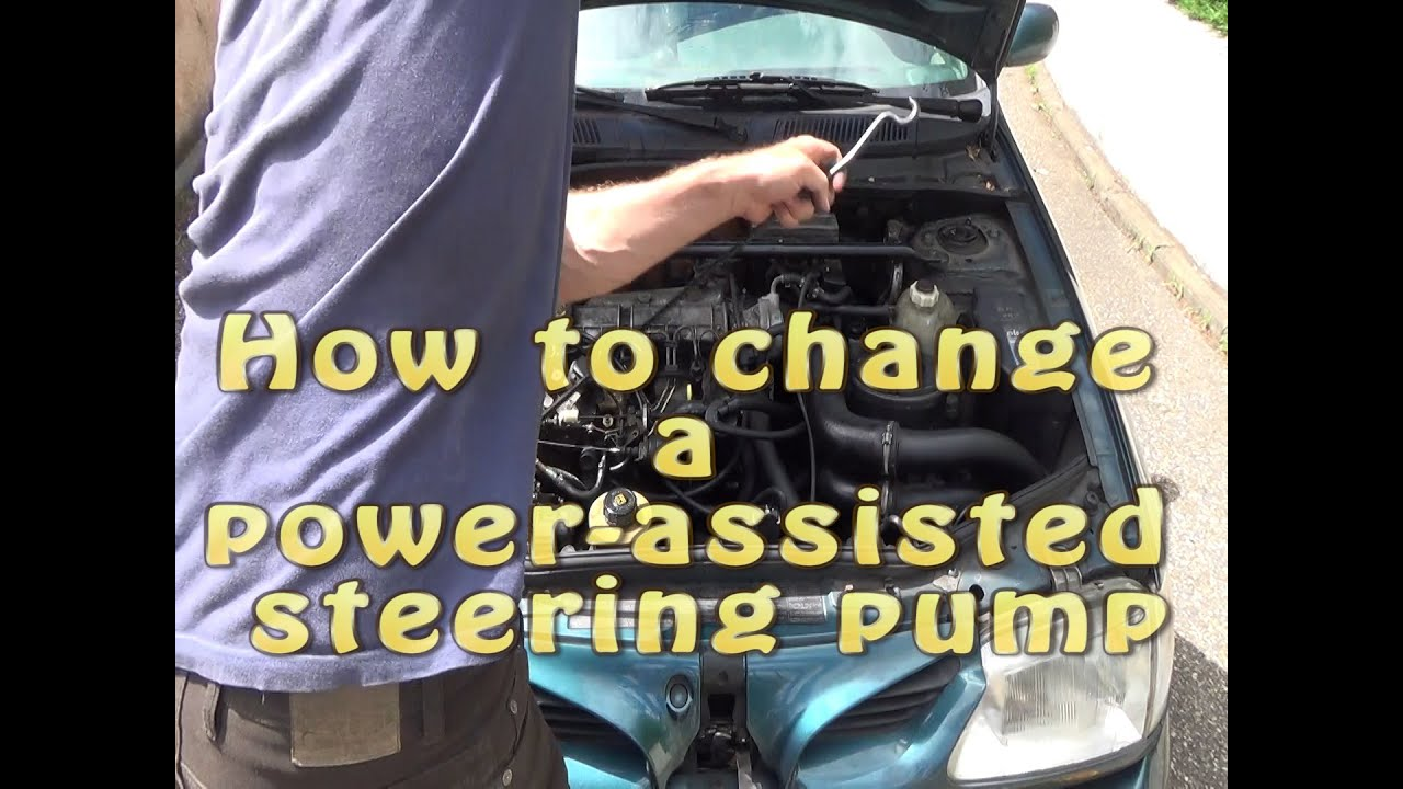 Renault Kangoo Power Steering Wiring Diagram Volvo Pump Change 6 Bleed Youtuberh