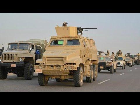 مصر تعلن عن أول خسائر -التكفيريين- في عملية سيناء  - 10:21-2018 / 2 / 11
