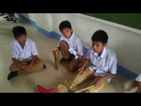 Bamboo - One of the Indigenous Musical Instruments of Cordillera Region