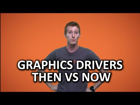Linus Tech Tips analyzes how driver revisions change FPS over multiple years on the same hardware; find a 10-30% improvement over day-one performance