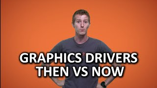 Then vs Now Video Card Drivers(How much do drivers change a video card's performance? We check out how our GTX 480 performed then (on old drivers) and now (on the latest drivers)., 2015-08-26T06:46:47.000Z)