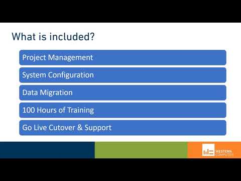 90 Day Deployment of Dynamics 365 Finance | Western Computer