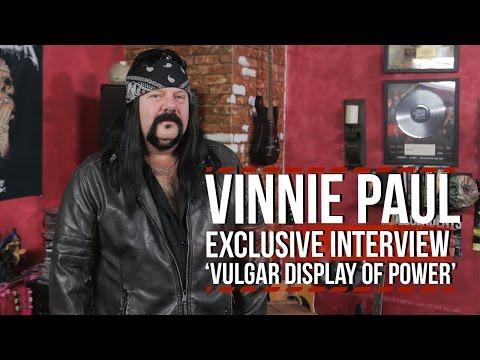 Vinnie Paul on 25th Anniversary of 'Vulgar Display of Power' - Loudwire Legacy