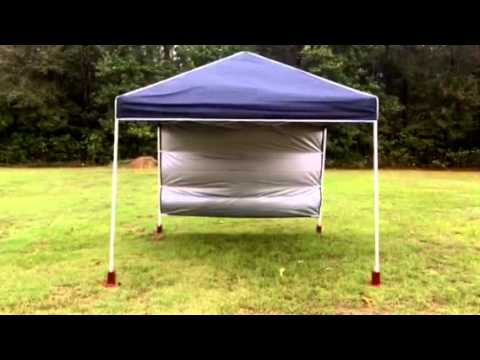 Canopy Weights Secure Your Tent in the Wind! - YouTube