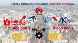История о том, как Huawei сделает Бишкек безопасным городом