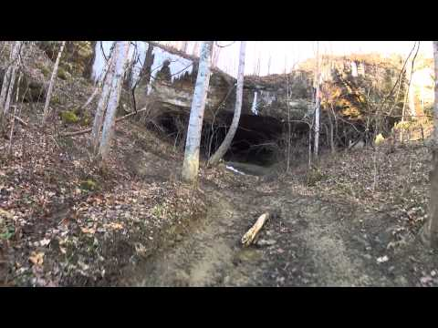 """""""Cave"""" in Rush,KY - Rush Off Road"""