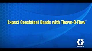 Graco Therm-O-Flow Hot Melt System