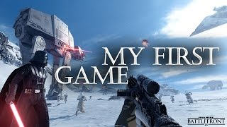 1st Game impressions - STAR WARS Battlefront BETA