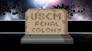 Starbound Stable Giraffe | USCM Penal Colony Coordinates!