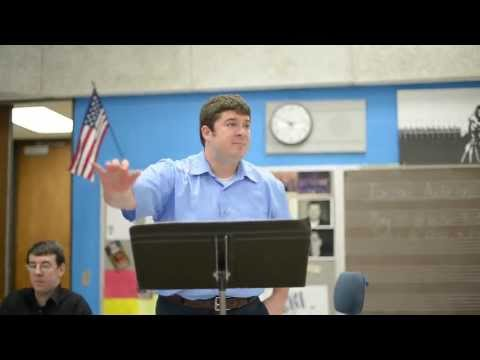 Matthew Berthot - Winfield High School, Winfield, Kansas Grammy Music Educator Quarterfinalist