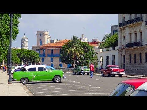 Havana, Cuba city tour 2016 4K