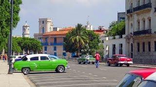Havana Cuba City Tour 4K