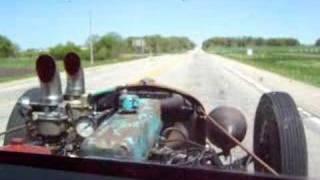 1937 gmc truck rat rod from inside
