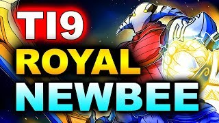 NEWBEE vs ROYAL - TI9 CHINA OPEN FINAL - QUALIFIERS DOTA 2