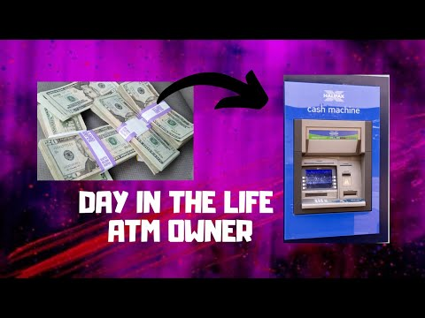 ATM Business Owner | Day in the Life