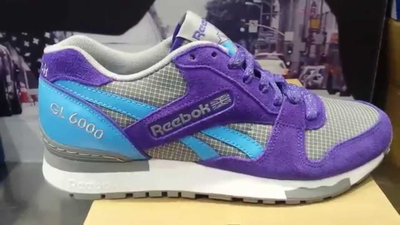 3de5fab1872 20150220 Reebok Classics 2015 Q1 Men Women GL6000 Fashion Sneakers M44881 -  YouTube