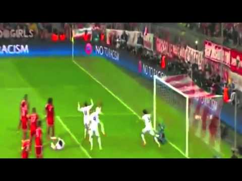 Бавария реал мадрид 0 4