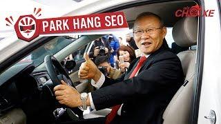 HLV Park Hang Seo U23 nhận quà khủng nhất đội tuyển Việt Nam
