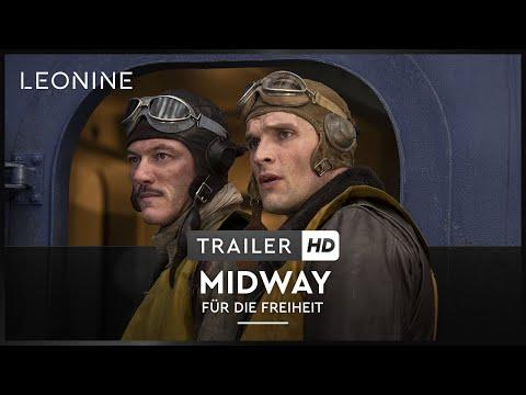 Midway - Für die Freiheit (deutsch/german Trailer FSK 12)