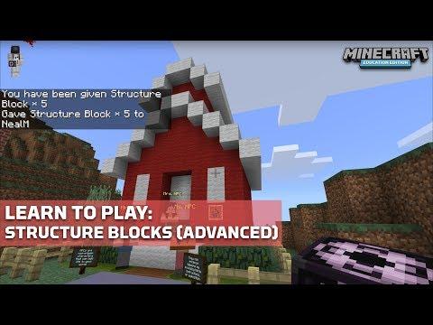 Structure Block – Official Minecraft Wiki