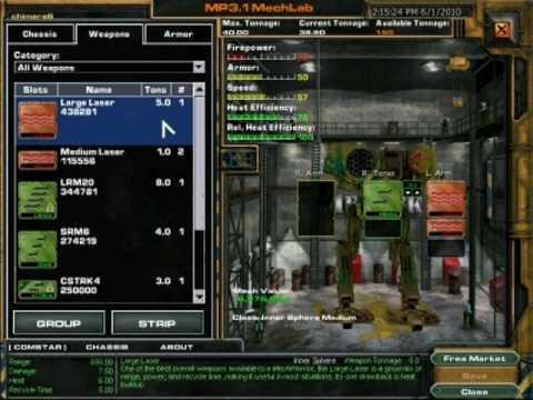 how to start new mech warrior 4 mercenarie campaign