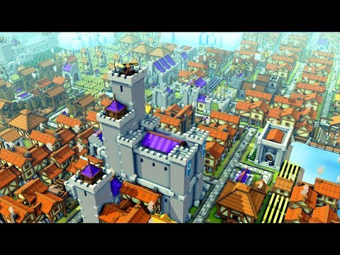Kingdoms & Castles | Ep. 1 | Building New Kingdom | Kingdoms & Castles City Building Tycoon Gameplay