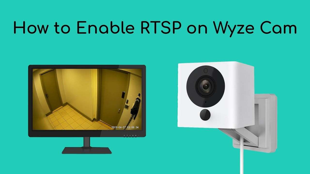 How to Enable RTSP on Wyze Cam