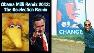 Obama Milli Remix 2012 (Lil Wayne A MILLI Parody) by A.P.T.