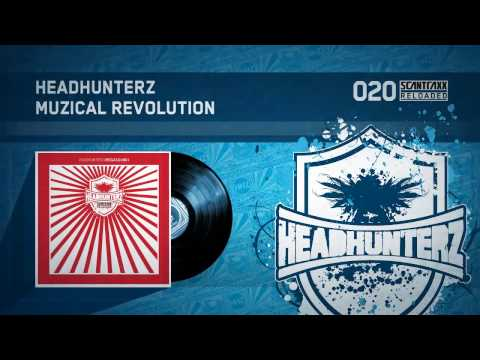 Headhunterz - Muzical Revolution (HQ)