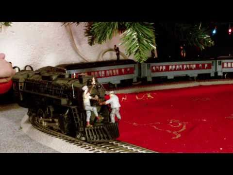 Modelling Railway Toy Train Track Plans -Lionel O Gauge / Scale Polar Express Train Set Layout in HD 6-31960