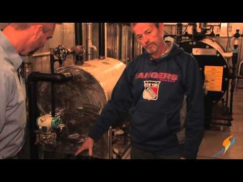 Daily Boiler Maintenance in the Boiler Room - Boiling Point