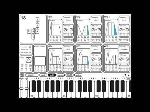 KQ Dixie FM Synth - How does it sound?